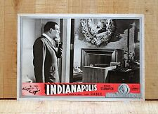 INDIANAPOLIS fotobusta poster Clark Gable Stanwyck Menjou To Please a Lady D18