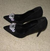 Nice Charlotte Russe High Heel Pumps Women Shoe Lila US 7 EUR 37 1/2 UK 4 1/2