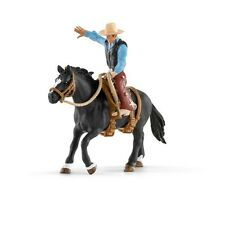 Schleich 41416 Saddle bronc riding mit Cowboy
