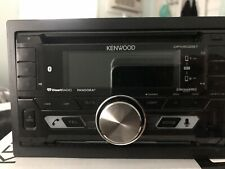 New listing Kenwood 2-Din Dpx502Bt Bluetooth/Am-Fm/Cd/Usb/ Set Up For 05-up Nissan Frontier