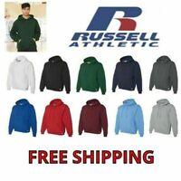 Russell Athletic Men's Dri Power Hooded Pullover Sweatshirt Hoodie S-3XL 695HBM