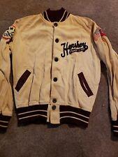 Vintage 1966-67 Hershey Bears Alexander Bud DeBrody Authentic Player Jacket AHL