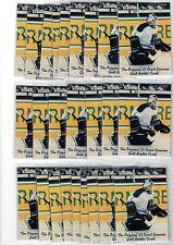 1X MANON RHEAUME 1993 Bleachers PROMO Rookie RC MINT Bulk Lot Available