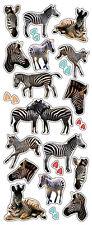 STICKER SHEET - Zebra 941