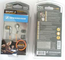NEW Sennheiser CX380 SPORT II IN EAR EARPHONES in stock & ships from australia,
