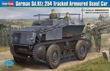Hobbyboss Echelle 1 35 cm allemand Sd. Kfz. 254 Suivre Blindé Scout...