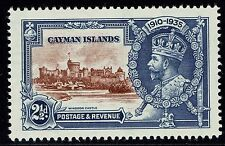 Cayman Islands SG# 109 - UNLISTED MAJOR ERROR - Extra Flag - Lot 080716