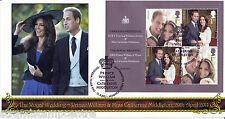 """2011 WEDDING M / S (Full Sheet) - SCOTT """"Kate's Hat"""" COVER-Westminster Abbey H / S"""