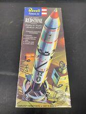 "VINTAGE Revell US Army Redstone Rocket Model Kit ""1995"""