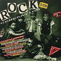 Rock Generation (1990, EMI) Canned Heat, Humble Pie, Pacific, Gas & Ele.. [2 CD]