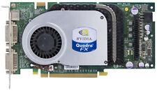 NVIDIA QUADRO FX 3400 256MB GDDR3 PCI-E DVI
