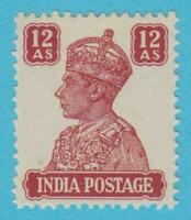 INDIA  179  MINT  NEVER  HINGED OG * NO FAULTS VERY FINE !