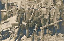 Militaria Österreich k.u.k. Monarchie Foto Gebirge Orden Eiserne Krone Shelter