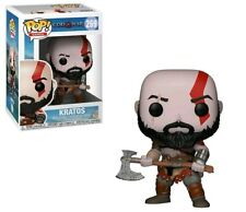 God of War (2018) - Kratos Pop! Vinyl-FUN27031