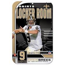 Wincraft NFL bouclier Drew Bree/LA NOUVELLE ORLEANS saints