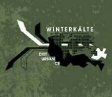 WINTERKÄLTE Disturbance CD 2011 HANDS