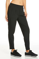 NWT $65 FABLETICS Hartford Jogger Pant, Size M - Tall in Black