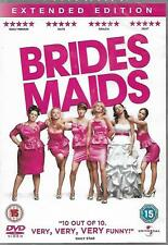 BRIDESMAIDS (Extended Edition) DVD - NEW & SEALED