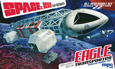 1/48 MPC/Round2 Space:1999 Eagle Transporter w/3 in 1 Combo Accessory Packs