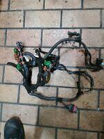 Zentralelektrik Sicherungskasten Relais Kabelbaum Opel Vectra B X16XEL  56480001