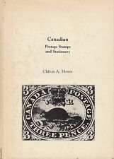 Canada, Postage Stamps a. Stationery, Cliftron A. Howes, 300 Seiten