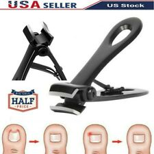 Professional Extra Large Toe Nail Clippers Thick Nails Heavy Duty Stainless New