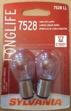 Sylvania - Long Life Lamps | #7528 | 13.5V, 25/6W | 2 Bulbs
