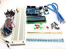 UNO Beginner Starter Kit | Arduino Compatible | Microcontroller Atmega328P