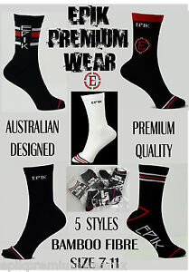 Mens socks size 7 - 11  Genuine bamboo work casual ultra soft comfortable