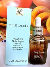 Estee Lauder Advanced Night Repair Recovery Mask-In-Oil 30ml /1oz New In Box