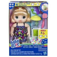Hasbro Baby Alive Sweet Spoonfuls Baby Blonde Girl E4764
