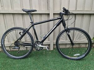 MADE IN USA Cannondale CAAD2 Mountain Bike Silk Trail 400 VGC Size XL