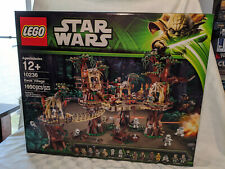Lego Star Wars Ewok Village (10236) New in Box Never Opened