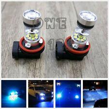 new H8 H9 H11 H16 8000K ice blue 100W CREE LED Headlight Bulbs Kit Fog Light DRL