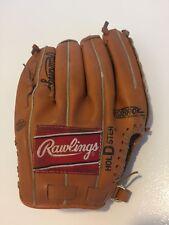 Rawlings  baseball glove.  Basket web, fastback Holdster model RBG76 .