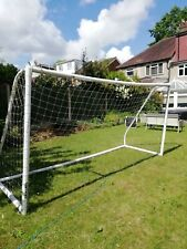 Carbrini 12' x 6' Football and Soccer Match Goal Post with Net