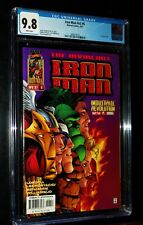 IRON MAN #v2 #6 1997 Marvel Comics CGC 9.8 NM/MT White Pages