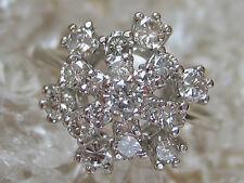 de Luxe✨ Brillantringe aus 585 Gold Ring mit 1,30 Ct Brillant Diamant Brillanten