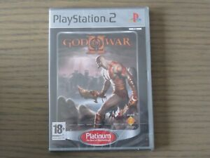 JEU PLAYSTATION 2 PS2 GOD OF WAR II  NEUF SOUS BLISTER VERS FR