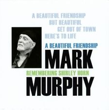 Mark Murphy-a Beautiful Friendship: Remembering Shirley Horn CD NUOVO