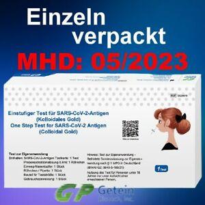 10   50   100   300 x Corona Antigen Schnelltest Covid-19 Laien Selbsttest Test