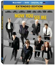 Now You See Me (Extended Edition) [Blu-ray], New, Free Shipping