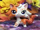 Mini Toy Pet Shop   Cute Kitty Cat, Short Hair Cat Ooak Custom Hand Painted