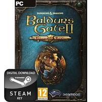 BALDUR'S GATE II 2 ENHANCED EDITION PC, MAC AND LINUX STEAM KEY