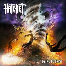 The Hatchet - Dying To Exist [New CD] Explicit
