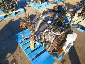 JDM Toyota 4Runner Turbo Diesel Motor Highlux Surf Engine1KZTE Engine 3.0L MT