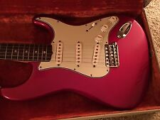 "1964 Fender Stratocaster-Pre CBS ""L Series"" Candy Apple Red"