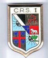 Insigne Police CRS 1 Vélizy 51001.003