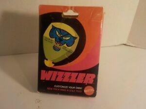 RARE Mattel Vintage WIZZZER Trick Top Glow in the Dark PROWLER Complete In BOX