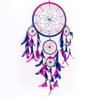 Dream Catcher Net Feathers Handmade Wall Car Hanging Decor Ornament DIY Gift Hot